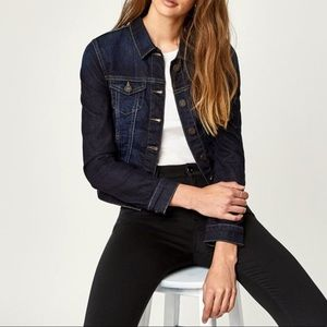MAVI 'Samantha' Dark Wash Denim Jacket M